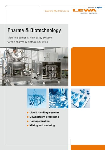 Pharma & Biotechnology