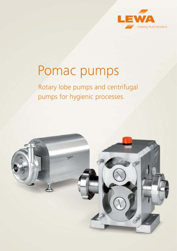 Pomac pumps
