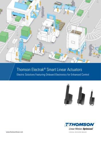 Thomson Electrak® Smart Linear Actuators