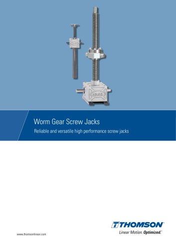 Worm Gear Screw Jacks MULI/JUMBO