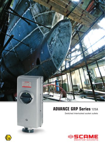 ADVANCE GRP 125A Series