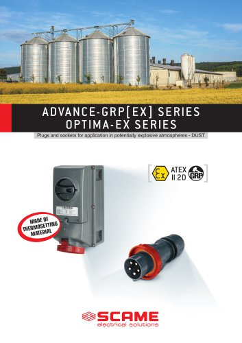 ADVANCE-GRP[EX] Series + OPTIMA-EX Series