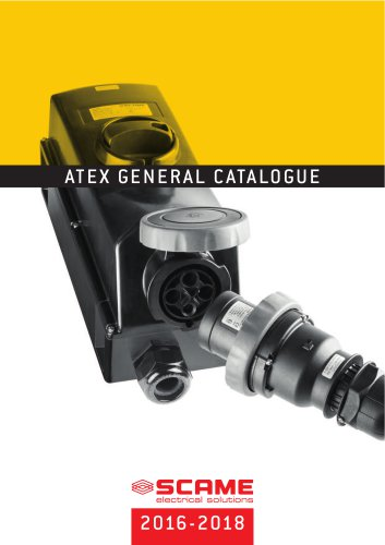 ATEX GENERAL CATALOGUE