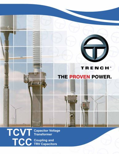 Capacitor Voltage Transformers - International