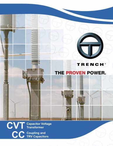 Capacitor Voltage Transformers - North America
