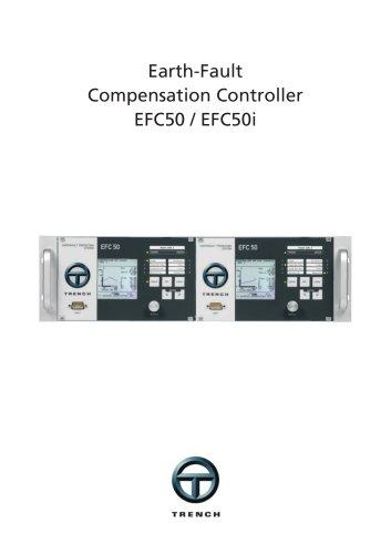 Earth Fault Compensation Controller EFC50(i)