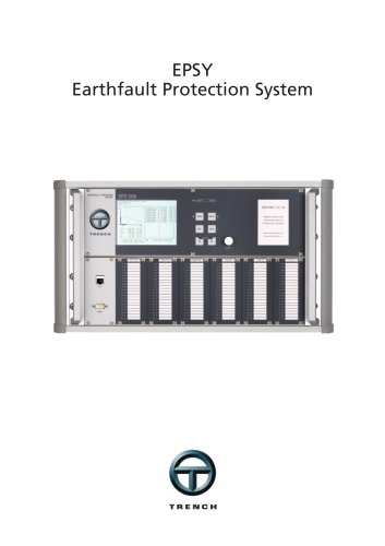 Earth Fault Detection System EFD500