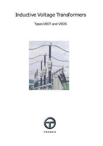 Oil-insulated Voltage Transformers