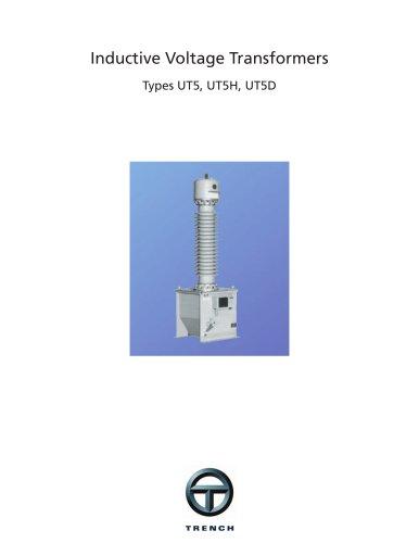 Types UT5, UT5H, UT5D