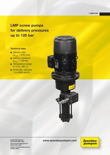 LMP screw pumps