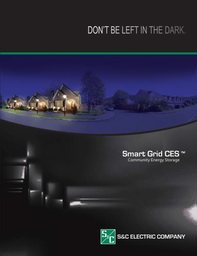Smart Grid CES™ Community Energy Storage