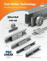 CRT Catalog - Roller Bearings and Linear Guideways