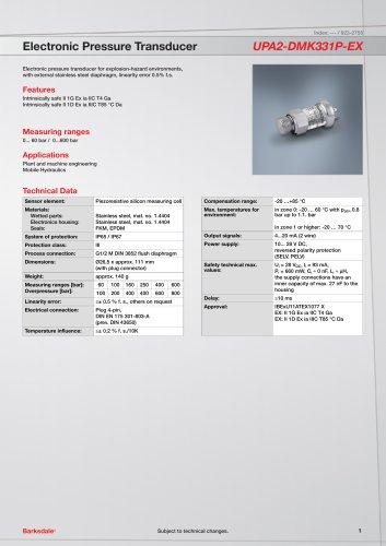 UPA2-DMK331P-EX