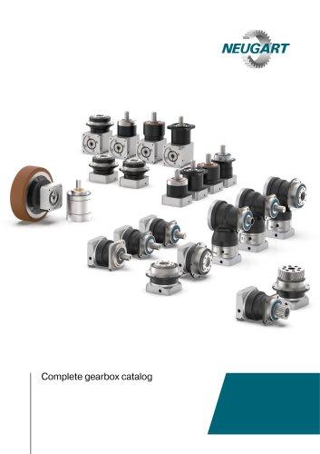 Precision Gearbox Catalog