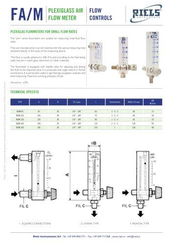 FAM_Air_flowmeter_riels