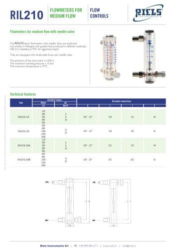 FR_R_FPL_R_Flowmeters_for_medium_flow_Riels