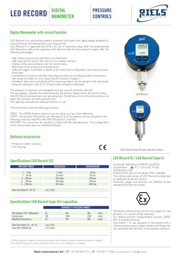LEO_RECORD_Digital_manometer_with_record_Riels