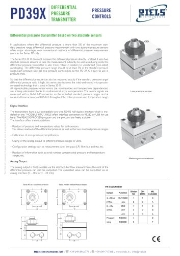 PD39X_Differential_pressure_transmitter_Riels