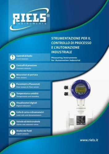 Riels® Instruments Catalog