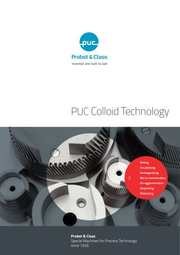 PUC Colloid Technology