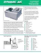 Tuffer Aerator / Lump Breaker  Pin Mill Style Series 697