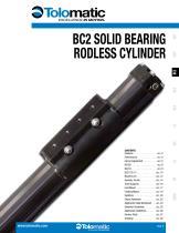 BC2 Pneumatic Band Cylinder