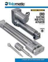 ERD Electric Rod-style Actuator