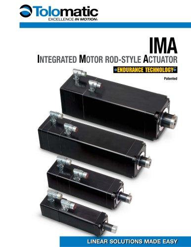 IMA Electric Servo Actuator