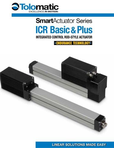 SmartActuator Series - ICR Basic & Plus