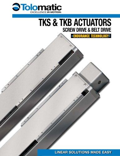 TKS & TKB ACTUATORS