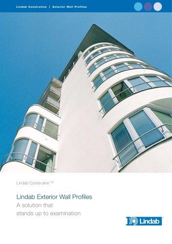 Exteroir wall profiles