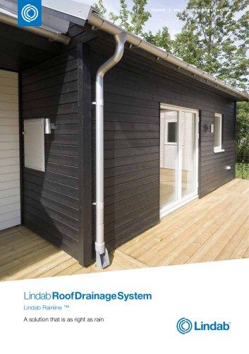 Lindab Roof Drainage System