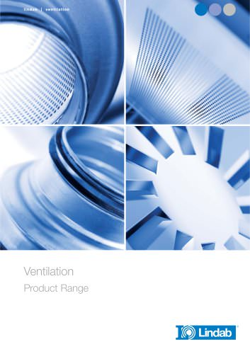 Ventilation Product Range