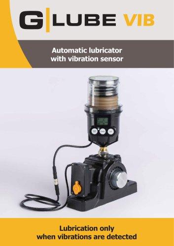 G-LUBE VIB - lubricator with vibration sensor