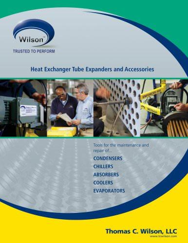 Heat Exchanger Tube  Expanders & Accessories