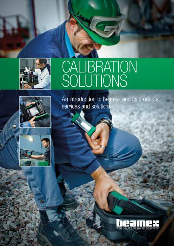 Brochure - Calibration Solutions