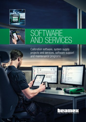 Brochure - Software and services