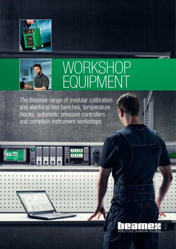 Brochure - Workshop Equipment