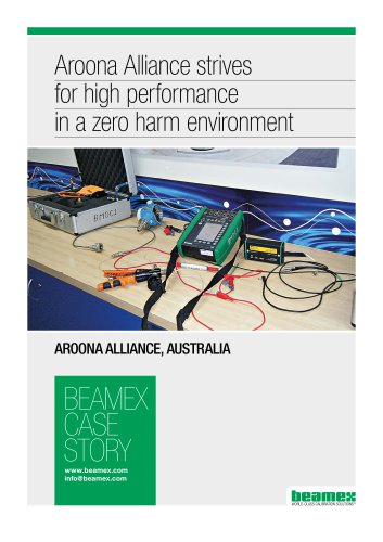 Case Story, Aroona Alliance strives for high performance in a zero harm environment