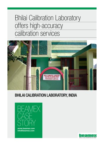 Case Story, Bihlai Calibration Laboratory offers high-accuarcy calibration services