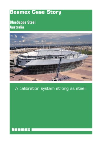 Case Story BlueScope Steel- Save time and money -decrease calibration-related paperwork