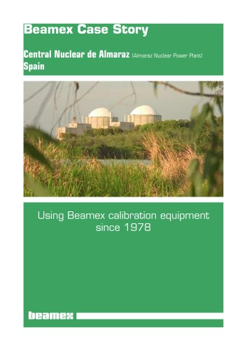 Case Story Central Nuclear de Almaraz- An experienced user of calibration equipment