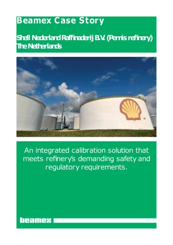 Case Story Shell- Meeting demanding safety and regulatory requirements