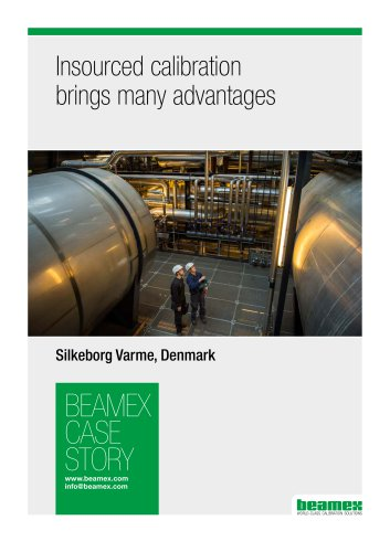 Case Story, Silkeborg Varme - Insourced calibration brings many advantages