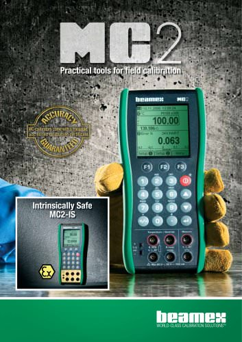 MC2-Practical tools for field calibration