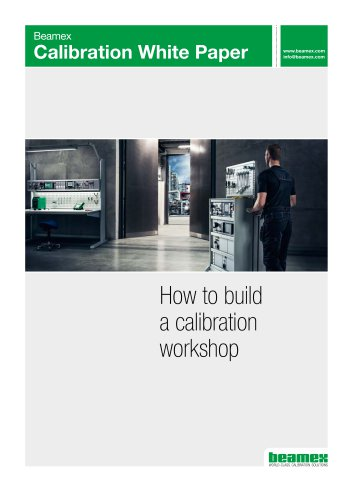 White Paper - How to build a workshop