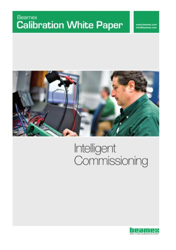 White Paper- Intelligent Commissioning