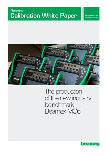 White Paper - The production of the new industry benchmark MC6