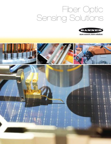 Fiber Optic Sensing Solutions Catalog