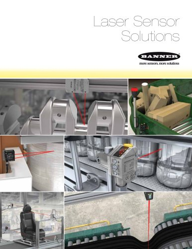 Laser Sensor Solutions